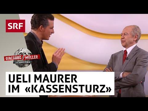 Giacobbo / Müller - Maurer im «Kassensturz»