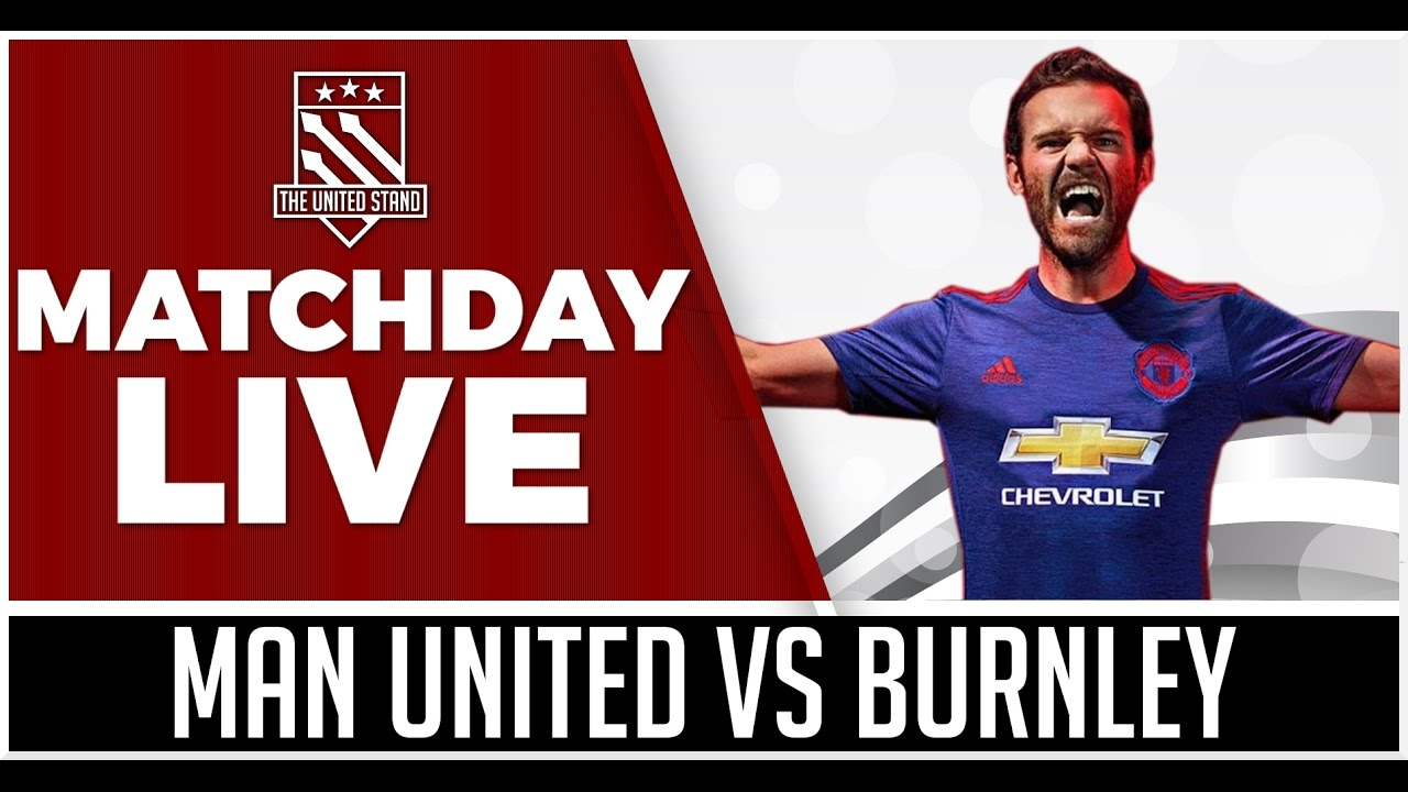 manchester united vs burnley free live stream