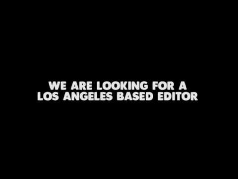 Looking For An LA Based Editor