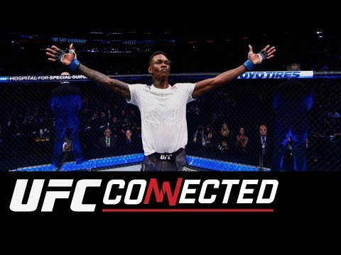 UFC Connected: Episode 12 - Israel Adesanya, Nathaniel 'The Prospect' Wood, Junior Dos Santos