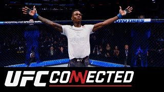 UFC Connected: Israel Adesanya, Nathaniel 'The Prospect' Wood, Junior Dos Santos