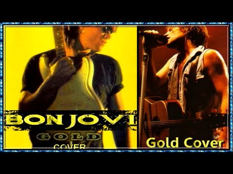 Bon Jovi Gold Cover