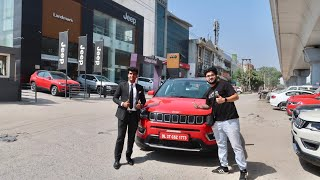 2018 Jeep Compass Limited Plus | Panoramic Sunroof | 6 Airbags | New Music System |  Jeep Compass