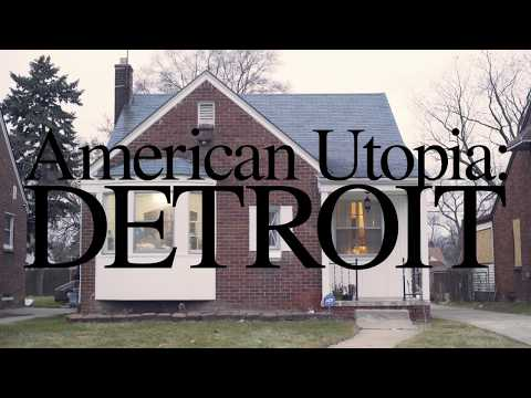 """Everybody's Coming To My House"" (Official Video) from ""American Utopia: Detroit"""