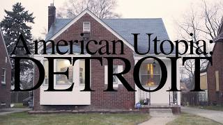 """Video """"Everybody's Coming To My House"""" (Official Video) from """"American Utopia: Detroit"""" download MP3, 3GP, MP4, WEBM, AVI, FLV Maret 2018"""