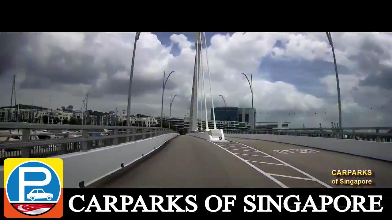 marina bay open carpark car park sgcarmartcom
