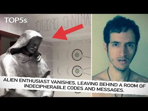 Thumbnail: 5 Truly Insane Cases of Human Disappearances, Involving UFOs & Extraterrestrial Life
