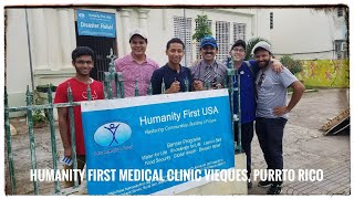 Humanity First Relief Efforts in Vieques, PR