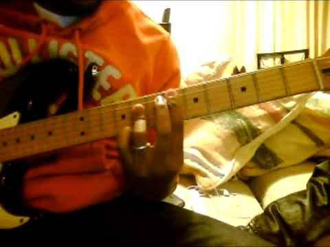 Tye Tribbett - Bless the Lord (Son of Man) guitar lesson