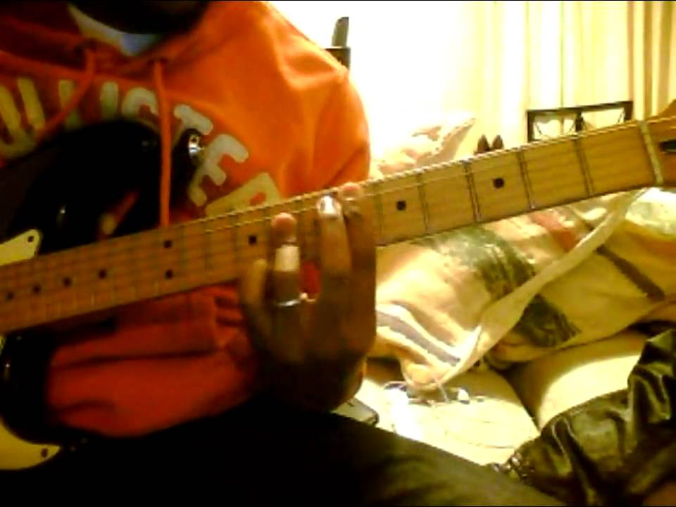 Tye Tribbett Bless The Lord Son Of Man Guitar Lesson Youtube