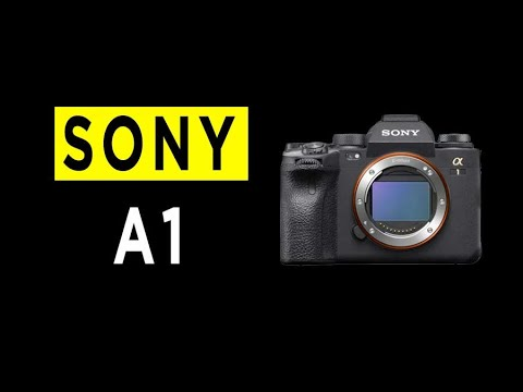 Sony A1 Camera Highlights & Overview -2021