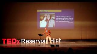 Your True North: 7 Principles to Stay on Any Path - TEDx Reservoir - James Page