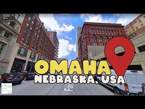 Let's Take A Virtual Tour Of Omaha Nebraska!