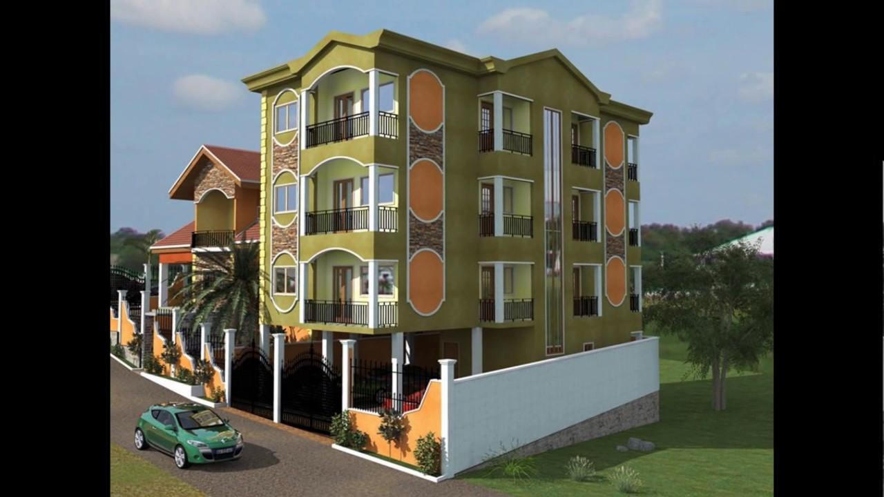 construire la maison de vos r ves au cameroun d vis plans 2d 3d projets cl s en main youtube. Black Bedroom Furniture Sets. Home Design Ideas