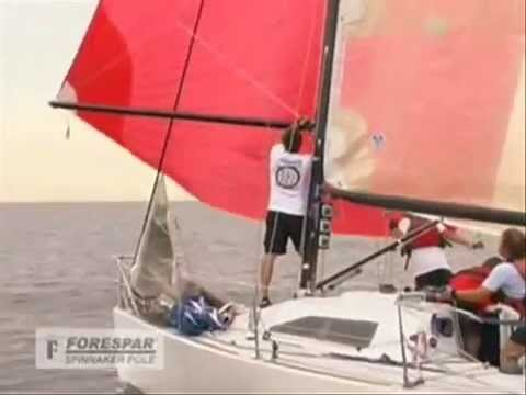 Hunter 26 Spinnaker Pole Set Up | Sailboat Owners Forums