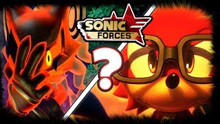 Sonic Forces - Did Infinite CREATE the Custom Hero?