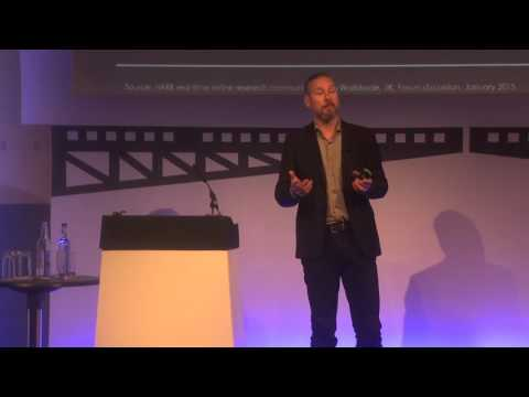 The Economist's Nick Blunden speaks at FIPP London, 11 May 2016