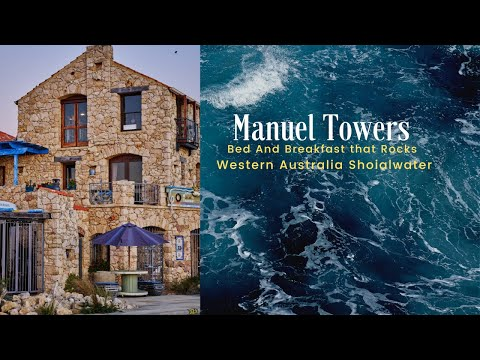 Bed And Breakfast VLOG @ Manuel Towers Western Australia Perth