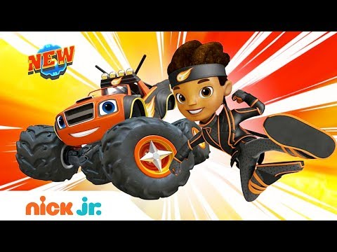 Dj Khaled In New Blaze The Monster Machines Full Episode Sneak