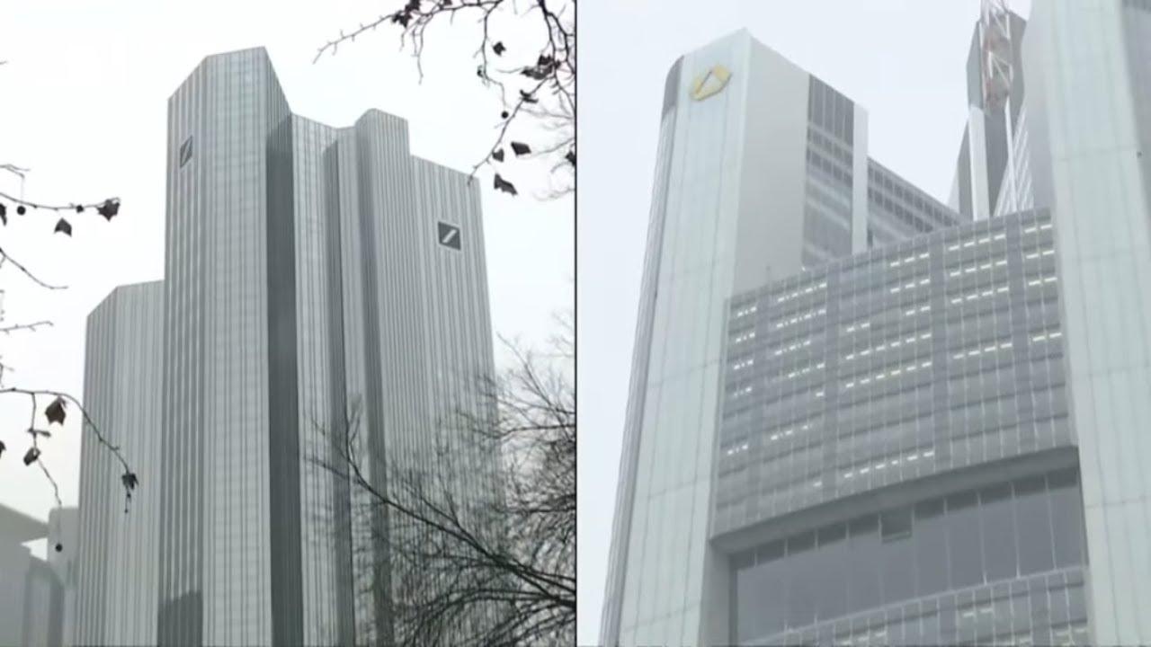 Deutsche Bank und Commerzbank erwägen Fusion