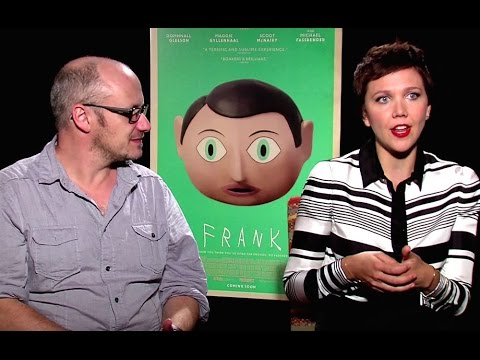 Maggie Gyllenhaal & Lenny Abrahamson Interview - Frank Movie (2014) JoBlo Exclusive HD