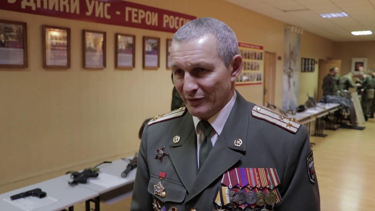 В УФСИН по Смоленской области отметили День образования отдела специального назначения