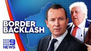 WA's collective anger at Clive Palmer
