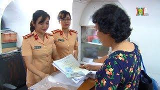 Nữ chiến sĩ CSGT - Nhiệm vụ thầm lặng | Gương chiến sĩ | BẢN TIN 141