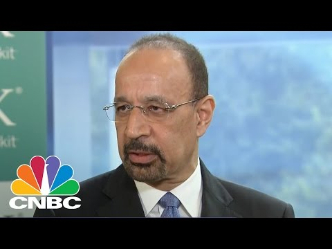 Saudi Energy Minister: We've Been Bearing Significant Part Of OPEC Cut | CNBC