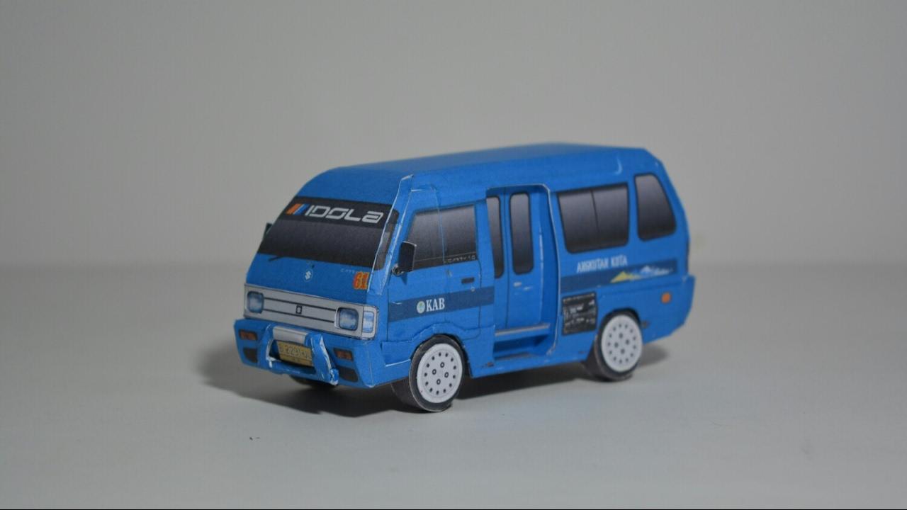 Gambar Modifikasi Mobil Carry 10 Terbaru Dan Terupdate