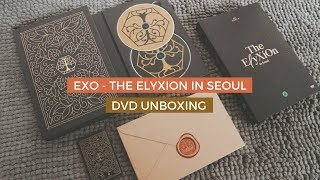 Download Video ✨unboxing exo - the elyxion in seoul dvd ✨ MP3 3GP MP4