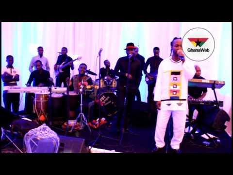 Daddy Lumba's full performance at Akufo Addo's wedding anniversary