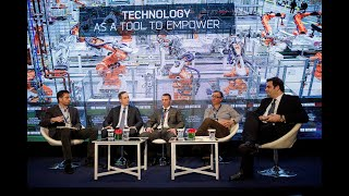 CEO INITIATIVE FORUM: TECHNOLOGY AS A TOOL TO EMPOWER