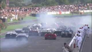 Goodwood Revival 2014 race highlights | Whitsun Trophy