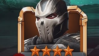 CROSSBONES levelling him up PART 2 | MARVEL: Contest of Champions (iOS/Android)