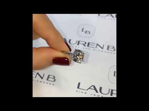 3.17-ct-antique-cushion-diamond-solitaire-engagement-ring