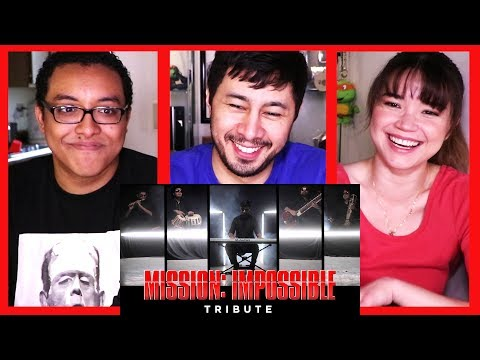 MISSION IMPOSSIBLE (INDIAN VERSION) | Tushar Lall | TIJP | Reaction!