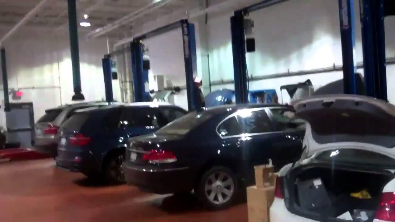 BMW Bayside Service >> Bmw Of Bayside Service Center Great Neck Ny Youtube