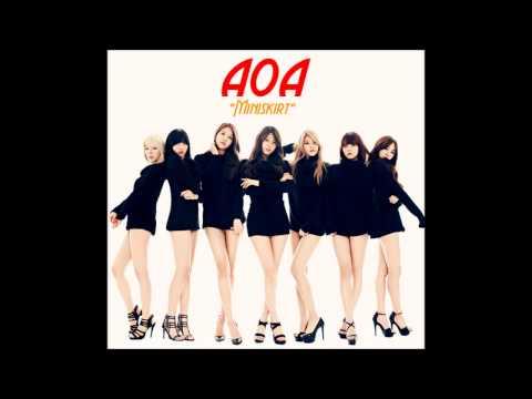 AOA - Miniskirt (Instrumental Oficial)
