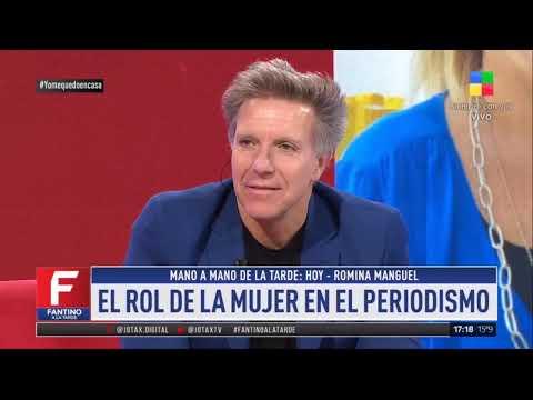 Romina Manguel habló de la situación de Animales Sueltos
