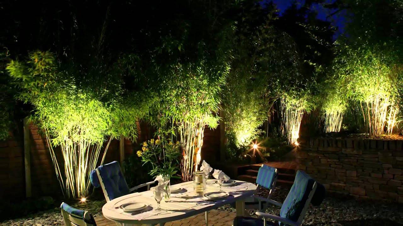 Moonlight Design Garden Lighting Specialists YouTube