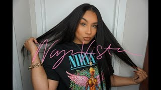 0-100 REAL QUICK: Hair Care Talk /Clip-in Hair Tutorial | TheAnayal8ter