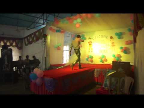 Harikrishna Diwathe Song in KITS College Ramtek