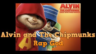 Alvin And The Chipmunks - Rap God