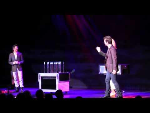 David Sandy & Lance Rich - Heartland Men's Chorus VEGAS BABY magic portions