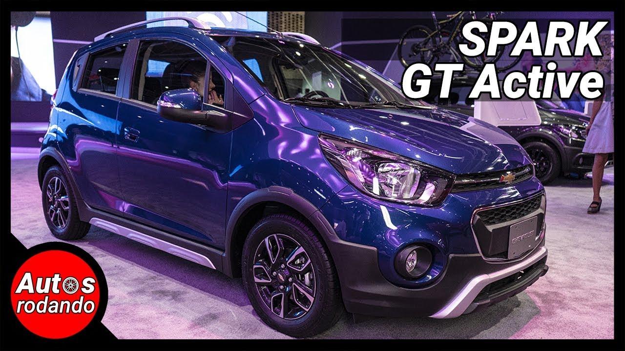 Chevrolet SPARK GT ACTIV 2019 - YouTube