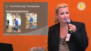 Vortrag Annika Wegg, ZukunftsWerkstatt Gesundheit & Pflege im Landkreis Diepholz e.V.