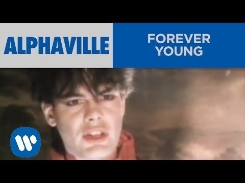 Alphaville - Forever Young (Version 2) (Official Music Video)