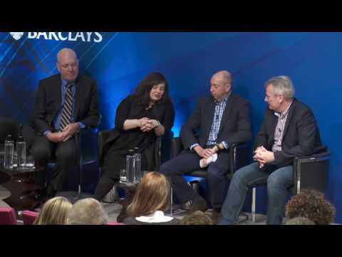 The Telegraph Future of FinTech 2016 Panel Discussion: Overc