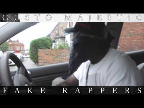 Gusto - Fake Rappers ♦ DGME ♦